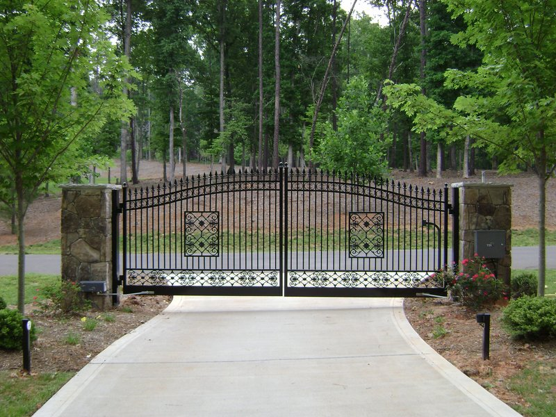 Main Line Gates All Star Fence And Landscaping